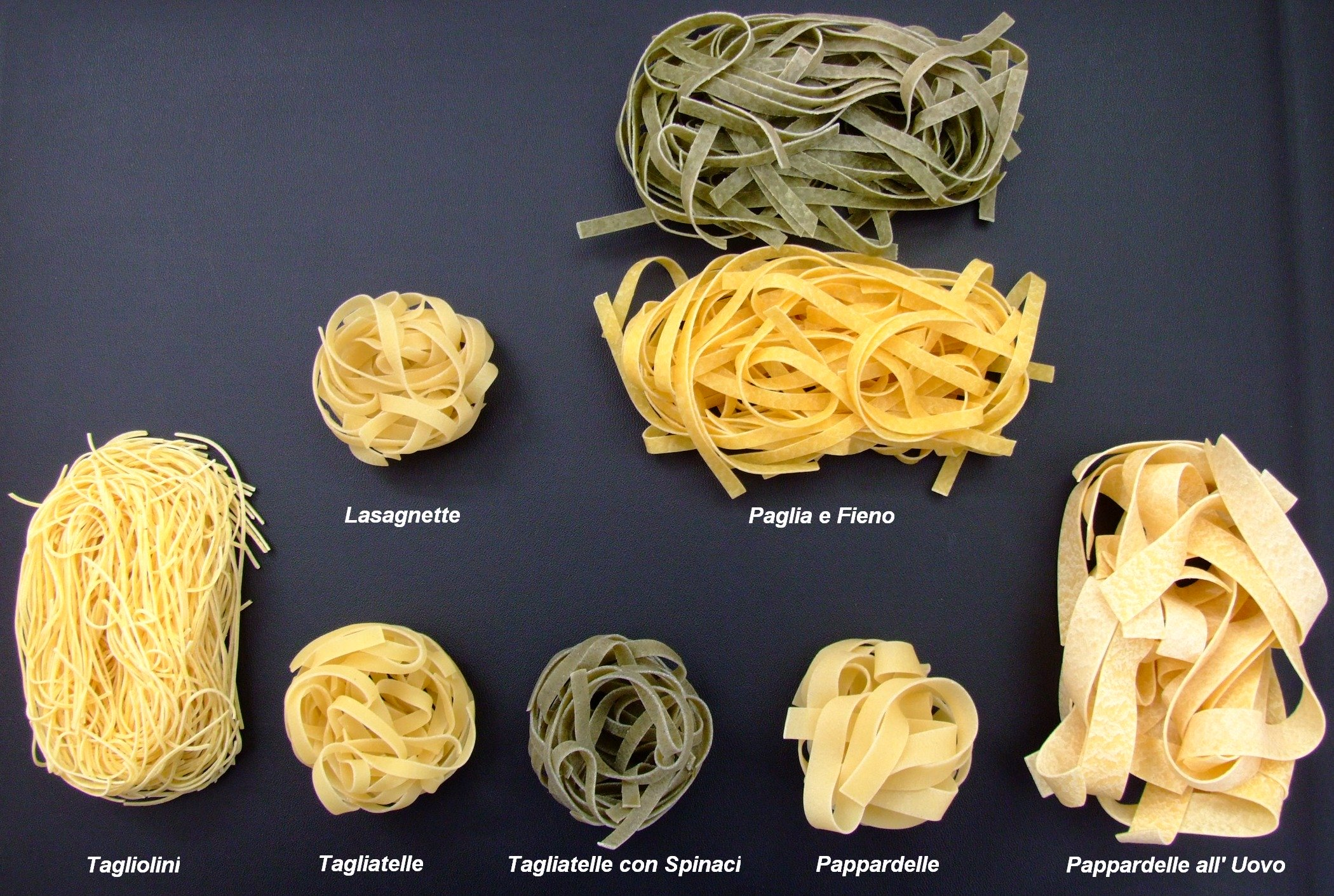 Pasta secca all'uovo, un'alternativa gustosa alla pasta di semola