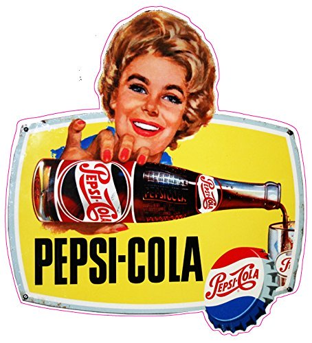 Pepsi-Cola-Girl-Decal